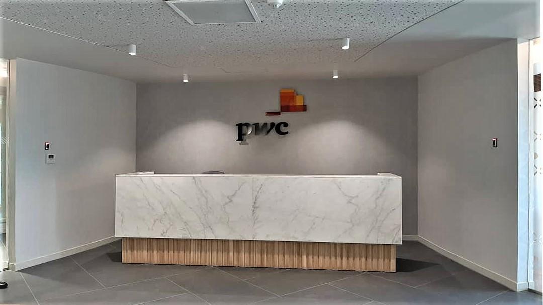 PWC GHana - Nolle Design and Refurbishment