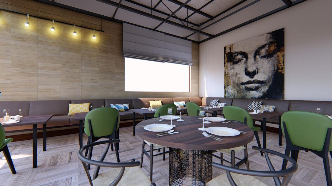 Mama Mia Restaurant - Nolle Design & Refurbishment